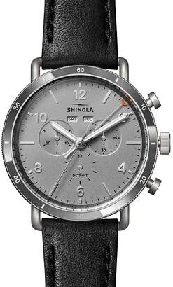 Shinola The Canfield Sport Chronograph, 45mm
