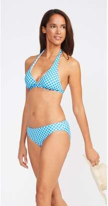 J.Mclaughlin Malibu Bikini Bottom in Gingham