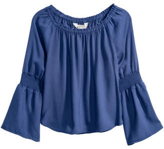 H&M Top - Blue