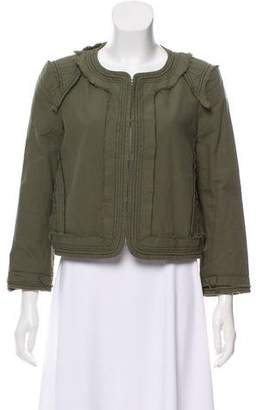 Elizabeth and James Casual Long Sleeve Jacket
