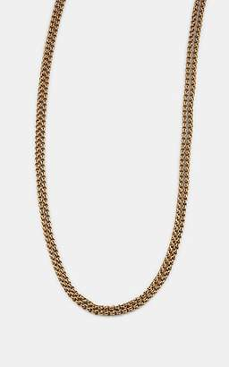Stephanie Windsor Antiques Women's Yellow Gold Double Guard Chain - Gold