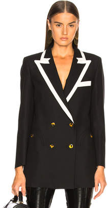 Blaze Milano Essez Piping Everyday Double Breasted Blazer