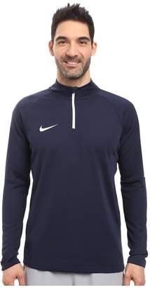 Nike Dry 1/4 Zip Soccer Drill Top Men's Clothing