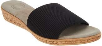 Co Charleston Shoe Single Band Slides - Seabrook