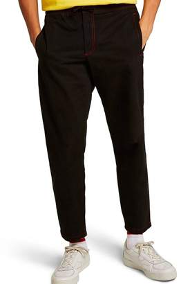 Topman Tapered Fit Jogger Pants