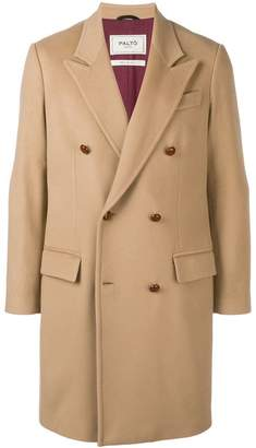 Paltò double breasted coat
