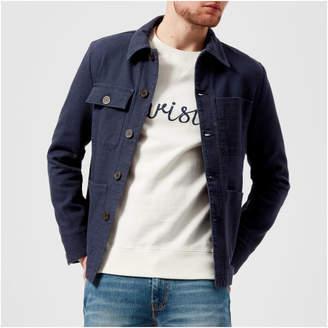 Men's Artist Jacket Navy