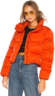Lovers + Friends Starburst Puffer Jacket