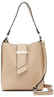 Melie Bianco Alessia Vegan Leather Shoulder Bag