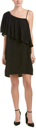 Ella Moss One-Shoulder Shift Dress