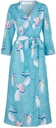 DAY Birger et Mikkelsen Borgo De Nor Lorena Birds of Paradise Dress