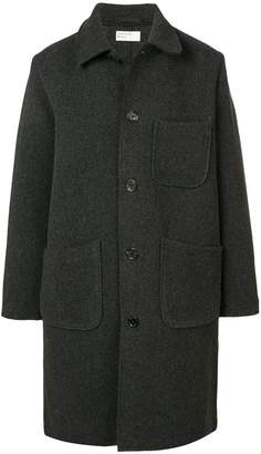Universal Works pocket single breasted coat