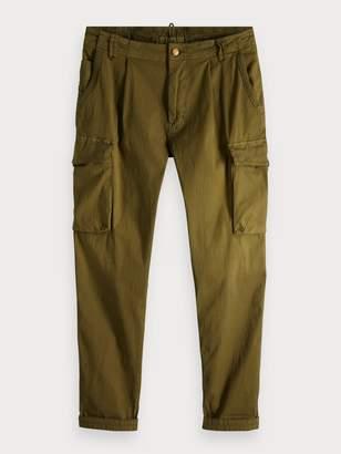 Scotch & Soda Washed Combat Trousers