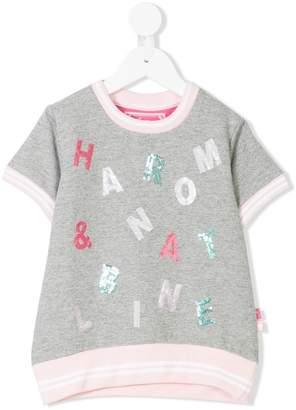 Harmont & Blaine Junior sequin embellished sweatshirt