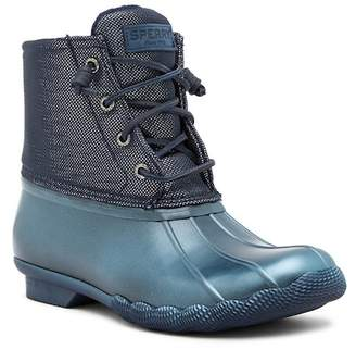 Sperry Saltwater Pearlized Waterproof Boot