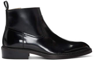 Tiger of Sweden Black Barant P Boots