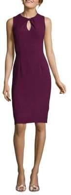 Adrianna Papell Sleeveless Sheath Dress