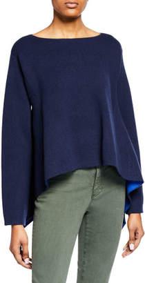 Club Monaco Canaria Cashmere-Blend Pullover Sweater
