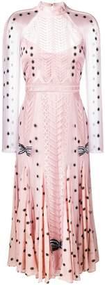 Temperley London Storm midi dress