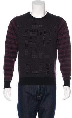 Paul Smith Patterned Wool Sweater