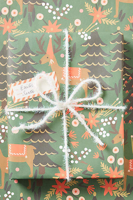 Rifle Paper Co. Holiday Wrapping Paper