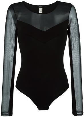 Diesel sheer layer bodysuit $51.61 thestylecure.com