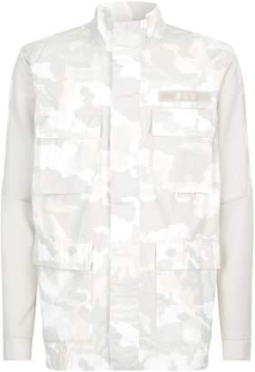 Nike Camouflage Field Jacket
