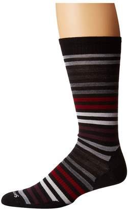 Smartwool Spruce Street Crew Men's Crew Cut Socks Shoes
