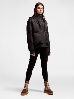 DKNY Pure Down Puffer Coat $798 thestylecure.com