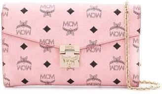 MCM large Patricia Continental crossbody bag