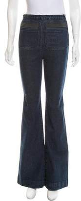 Rachel Comey High-Rise Flare Jeans w/ Tags