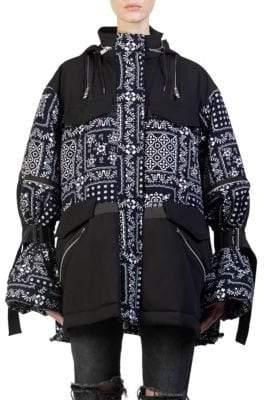 Sacai Reyn Spooner Jacket