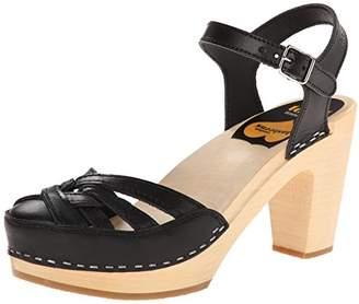 Swedish Hasbeens Women's Agneta Platform Sandal