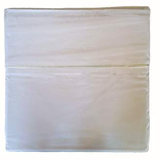 Butterfly Dreams Luxury Bed Linens Butterfly Flat Sheet, Queen, White