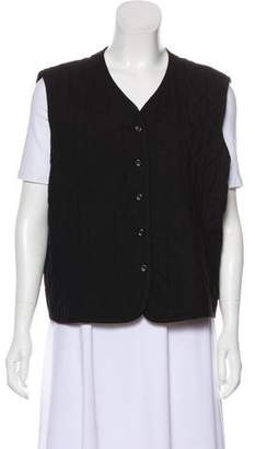 Pendleton Quilted Sleeveless Vest