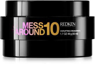 Redken Mess Around 10 Disrupting Cream-Paste, 1.7-oz, from Purebeauty Salon & Spa