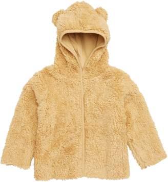 Nordstrom Cozy Bear Hoodie Jacket