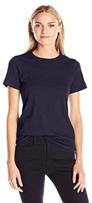 American Apparel Women's Fine Jersey Classic T-Shirt $8.83 thestylecure.com
