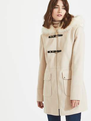 Miss Selfridge Duffle Coat