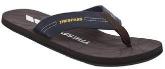 Trespass Mens Atticus Travel Summer Flip Flops