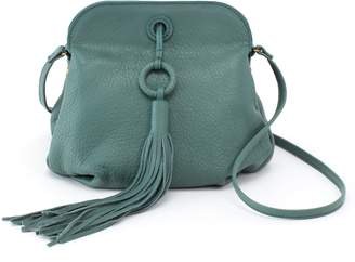 Hobo Birdy Tassel Leather Crossbody Bag