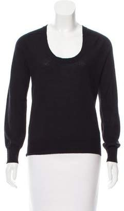 Mayle Crew Neck Knit Sweater