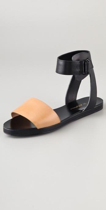3.1 Phillip Lim Domina Flat Sandals