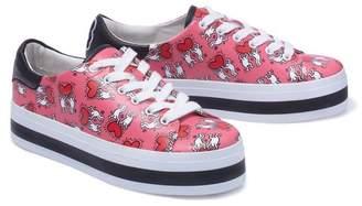 Alice + Olivia Keith Haring X Ao Ezra Sneaker