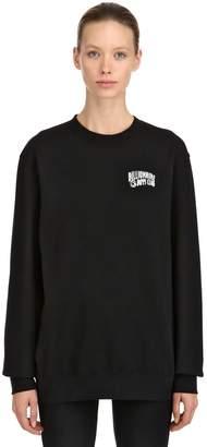 Bbc-Billionaire Boys Club Logo Detail Cotton Sweatshirt