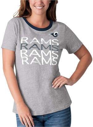 G-iii Sports Women Los Angeles Rams Undefeated T-Shirt