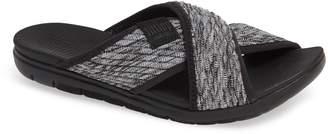 FitFlop Artknit(TM) Slide Sandal