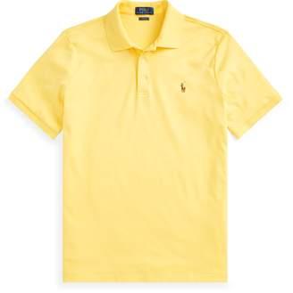 Ralph Lauren Custom Slim Soft-Touch Polo