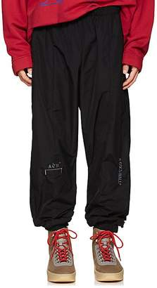 A-Cold-Wall* Men's Logo Tech-Fabric Track Pants