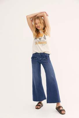 We The Free Hailey Low Rise Bell Bottom Jeans